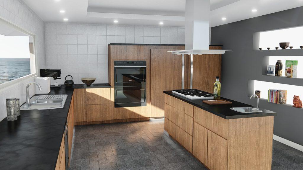 Style de base d\'une cuisine : traditionnel, moderne ou ...